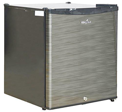 Kenstar Direct-cool Single-door Refrigerator (47 Ltrs, Silky Grey / Silver Hairline)