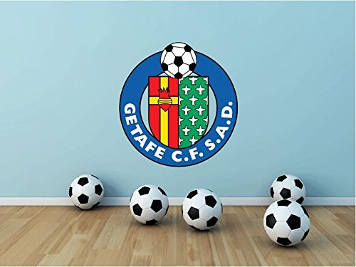 fan products of Getafe FC Spain Soccer Football Sport Art Wall Decor Sticker 23