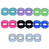 D&M Jewelry 16pcs Colorful 6g-1