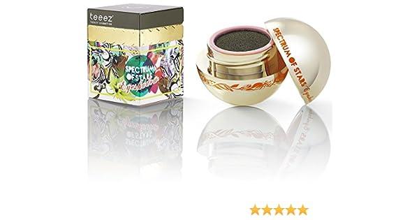 Teeez espectro de las Estrellas Sombra de Ojos - Gunmetal Glow, 1er Pack (1 x 2 g): Amazon.es: Belleza