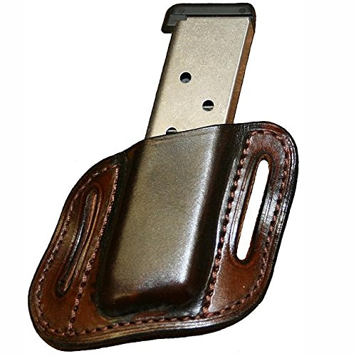 Left Hand - Tucker and Byrd Single Mag Pouch - Sig 239 - Black
