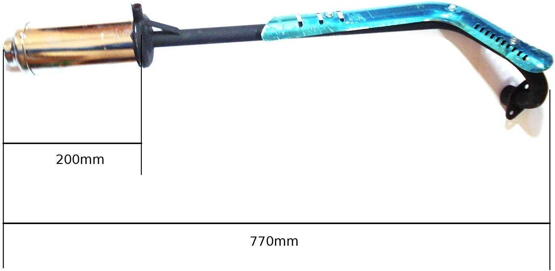 /Épuiser Kit 110-125 Ccm Type3 Hmparts Dirt Bike //Pit Bike Top /Échappement