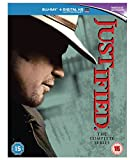 Justified: The Complete Series Blu-Ray [Region A & B & C]