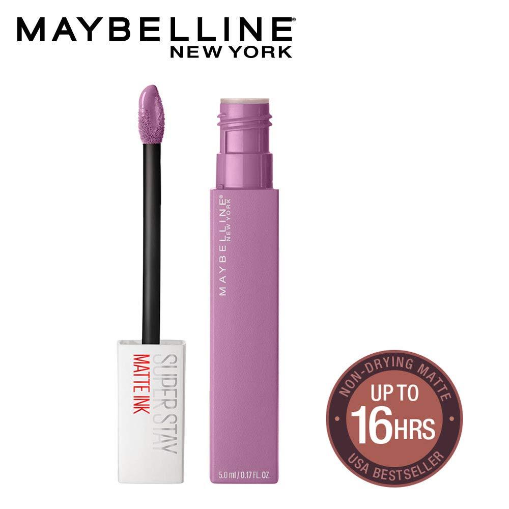 Maybelline-New-York-Super-Stay-Matte-Ink-Liquid-Lipstick thumbnail 71