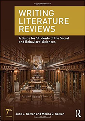 Writing Literature Reviews: A Guide For Students Of The Social And Behavioral Sciences Mobi Download Book
