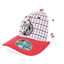 NHL Officially Licensed Ottawa Senators Stitched Argyle Hat Cap Lid