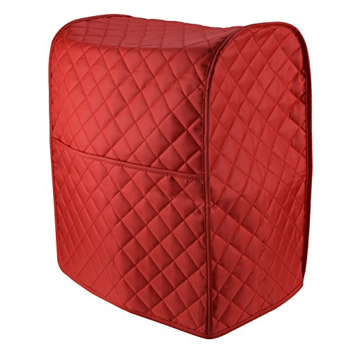 "NKTM Kitchenaid Mixer Cover Dust-proof Quilted Kitchenaid Lift Bowl Stand Mixer Cover (17""x14""x9"")"