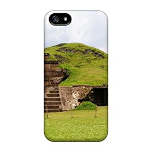 New El Salvadore Ruins Tpu Skin Case Compatible With Iphone 5/5s