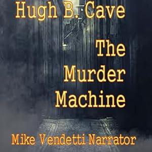 The Murder Machine Audiobook