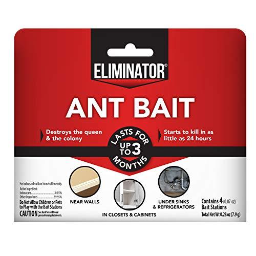 Eliminator Ant Bait Stations 4-Pack