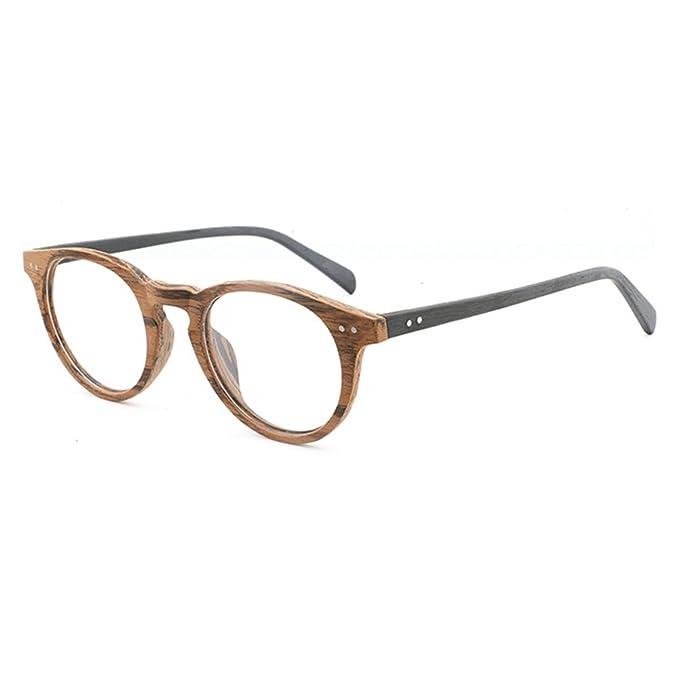 l'ultimo 236da 3d52f Occhiali in legno per uomo Donna - Moda Occhiali da vista Montatura per  occhiali- Juleya # 1229YJJ13