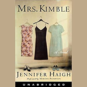 Mrs. Kimble Audiobook