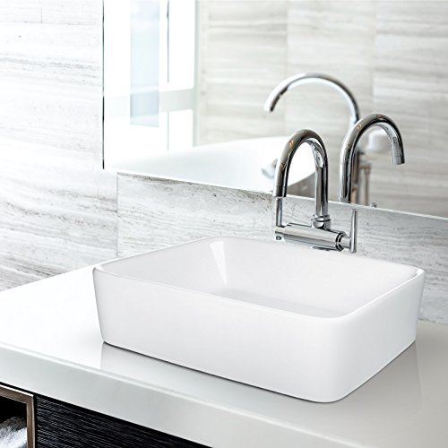Bathroom Sink Material Buying Guide Porcelain Ceramic Stainless