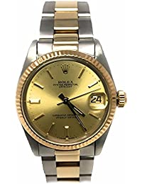 Datejust swiss-automatic mens Watch 6827 (Certified Pre-owned)