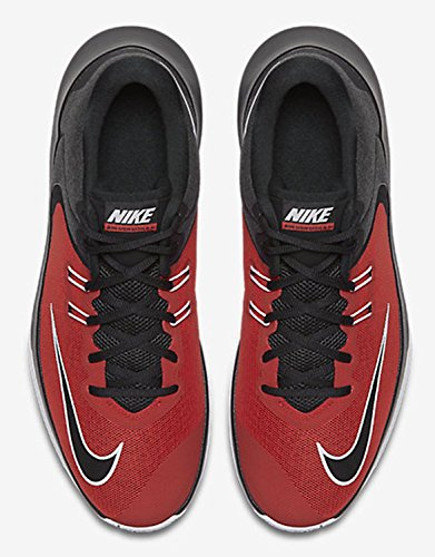 Nike Air Versatile Ii Rosso Università / Nero-bianco
