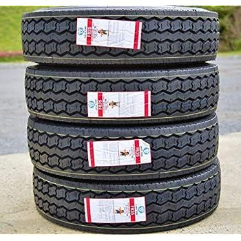 11091 2 New Premium Grand Ride Trailer Tires ST235//85R16 Radial 12PR Load Range E