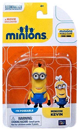 Despicable Me Minions Movie Minion Kevin 2