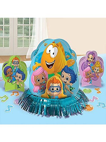 Amscan Bubble Guppies Table Decorating Kit]()