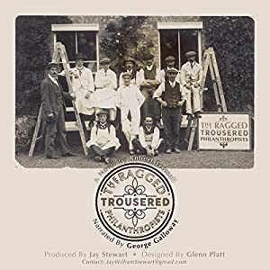 The Ragged-Trousered Philanthropists Audiobook