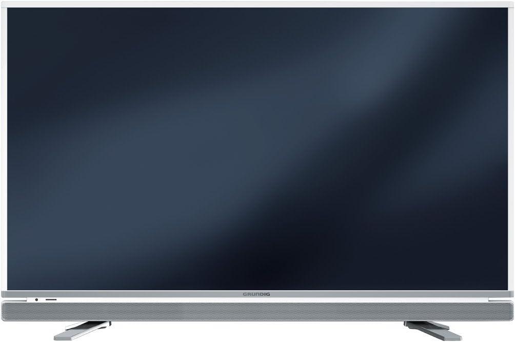Grundig 32 ghw 6718 Vision de 6 80 cm (32 Pulgadas) LED televisor (HD Ready, sintonizador Triple, Smart TV, DTS Studio Sonido HD, USB Recording): Amazon.es: Electrónica
