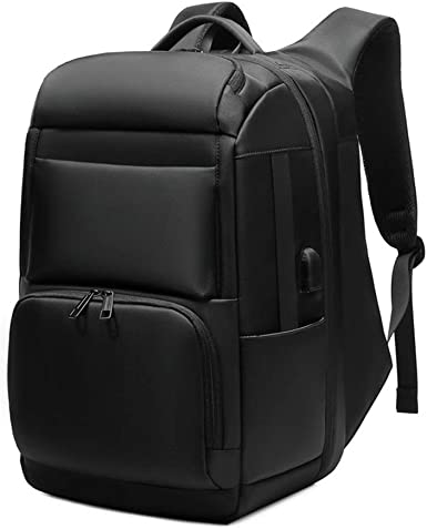 Laptop Backpack Business Anti Theft Durable w//USB Charge Port College School Bag