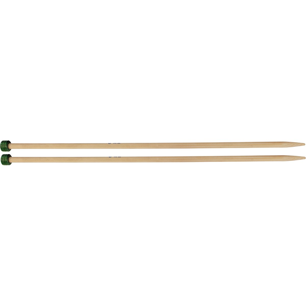 Knitter's Pride Bamboo Single Pointed Needles 10-inch Size 6/4 mm Knitter's Pride KP900299