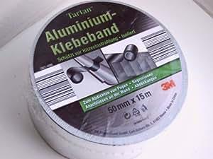 3M Aluminio Cinta Adhesiva Tape 50mm x 15m