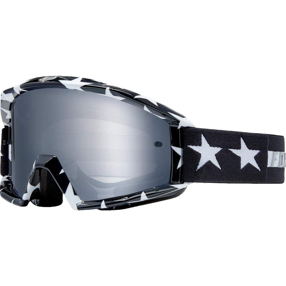 Fox Racing Main Stripe Goggle-White//Red//Blue