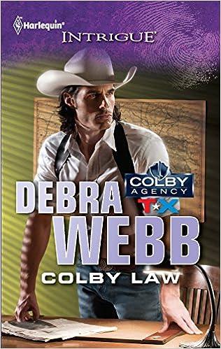 Colby Law Debra Webb 9780373696147 Amazon Books