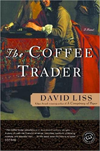 Image result for the coffee trader by david liss