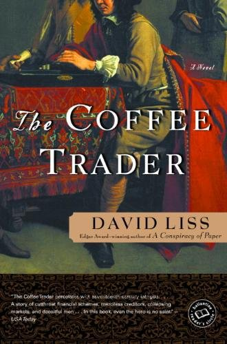 The Coffee Trader: A Novel (Ballantine Reader