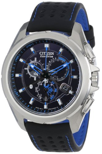 Citizen Men's AT7030-05E Proximity Eco-Drive Stainless Steel Watch
