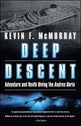 Amazon deep descent adventure and death diving the andrea deep descent adventure and death diving the andrea doria by mcmurray kevin f fandeluxe Image collections