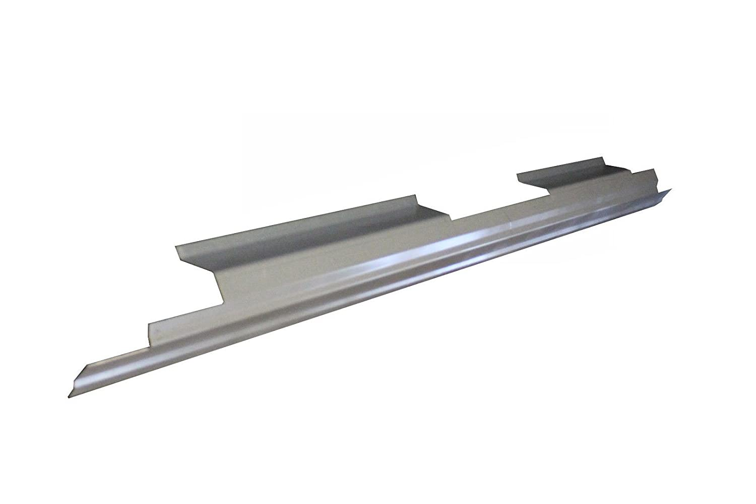 Works With 2004-2008 Ford F-150 4 Door Crew Cab Outer Rocker Panel Driver Side Motor City Sheet Metal