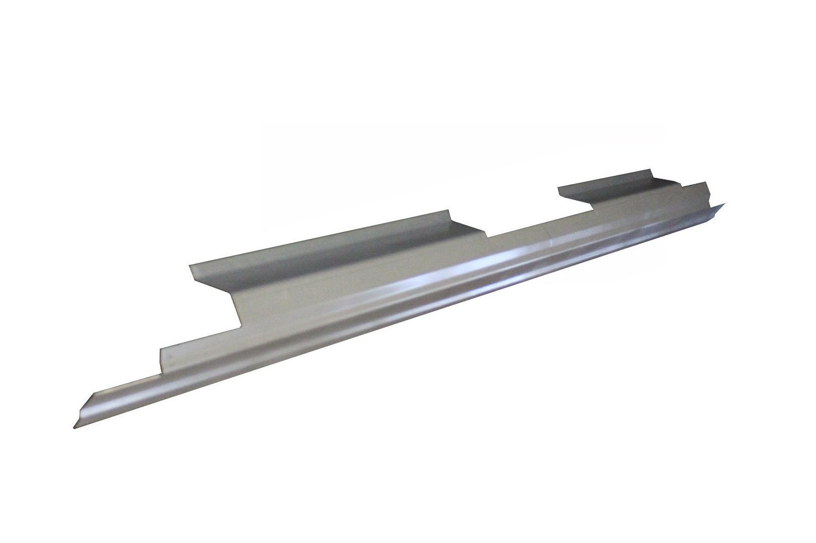 Motor City Sheet Metal - Works With 2004-2008 Ford F-150 4 Door Crew Cab Outer Rocker Panel Driver Side