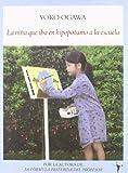 La niña que iba en hipopótamo a la escuela