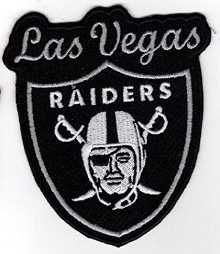 Raiders 2017-2018 SEASON PATCH LAS VEGAS CARR MACK
