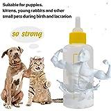 Pet Feeding Bottle Can Squeeze Liquid Feeding Kit