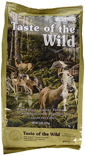 Taste of the Wild, Pine Forest Canine Formula with Venison & Legumes