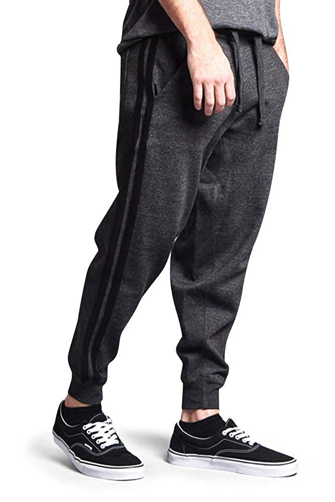 G-Style USA Premium Cotton Blend Fleece Sweatpants
