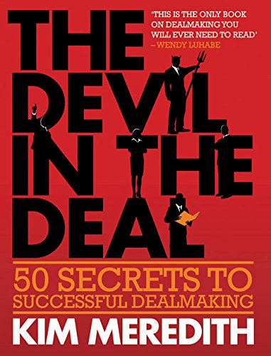 Download The Devil in the Deal: 50 Secrets to Successful Dealmaking PDF