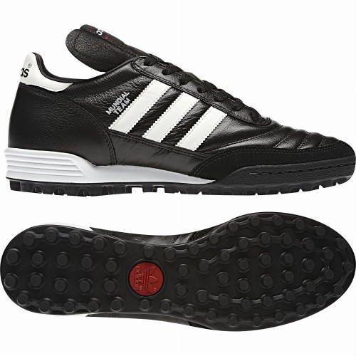 adidas (アディダス) ムンディアル チーム 019228 1512 メンズ 紳士 B018TYZ91I 23.5cm (019228)ブラック/ランニングホワ