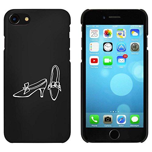 Schwarz 'Schuhe mit Schleife' Hülle für iPhone 7 (MC00058309)