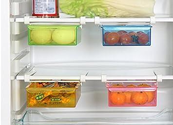 Küchen Aufbewahrungsbehälter highdas 2pcs küche kühlschrank kühlschrank aufbewahrung rack