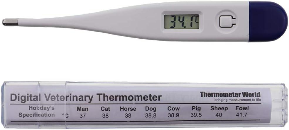 Termómetro digital veterinario