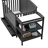 Storkcraft Steveston 4-IN-1 Convertible Crib and