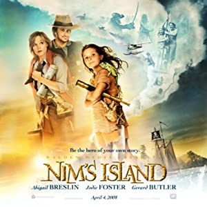 Nim's Island Audiobook