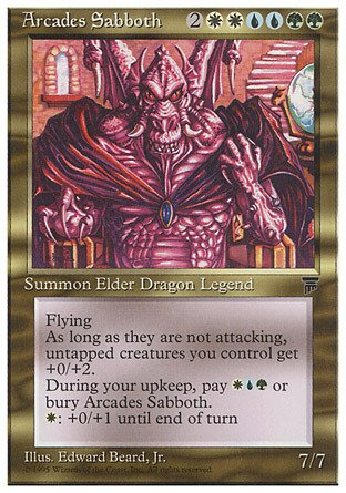 Magic: the Gathering - Arcades Sabboth - Chronicles from Magic: the Gathering