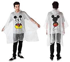 Disney Mickey & Minnie Mouse Rain Poncho...