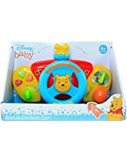 Disney Baby Winnie The Pooh Stroller Driver, Electronic Dashboard with 8 Different activies